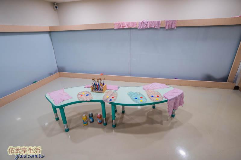 香山親子館撥彩教室