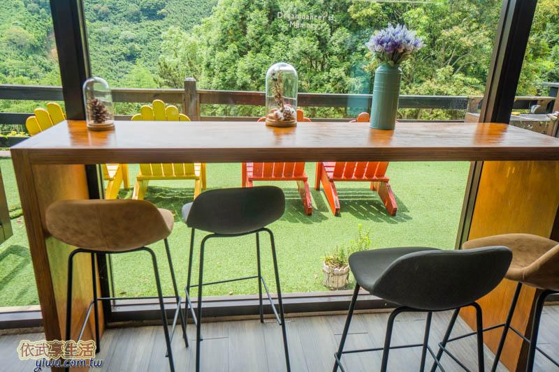 尖石薰衣草森林森林咖啡館
