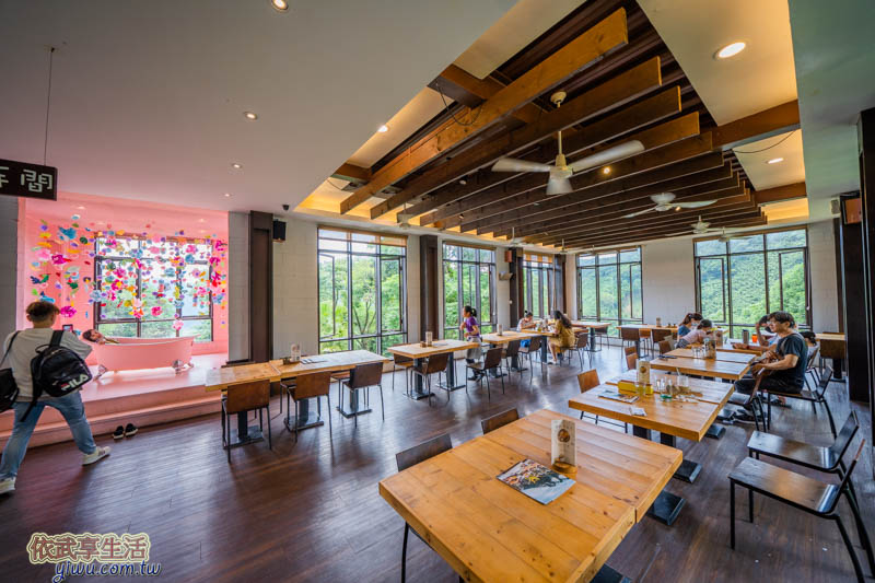 尖石薰衣草森林餐廳