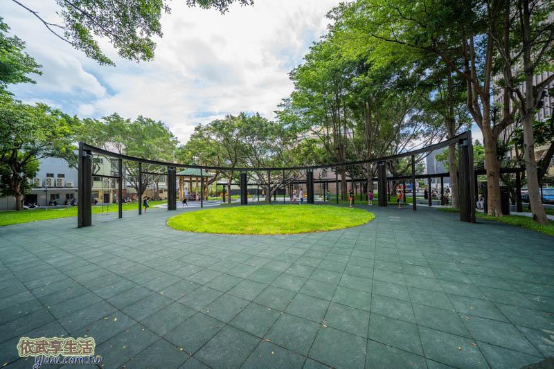 新竹民族公園環狀盪鞦韆