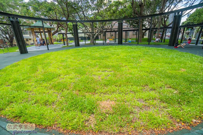 新竹民族公園陽光草皮