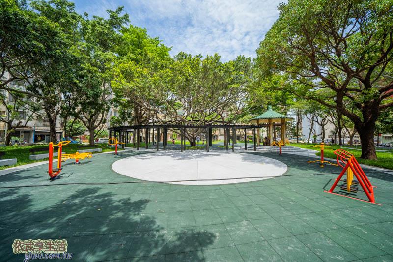 新竹民族公園體健設施區