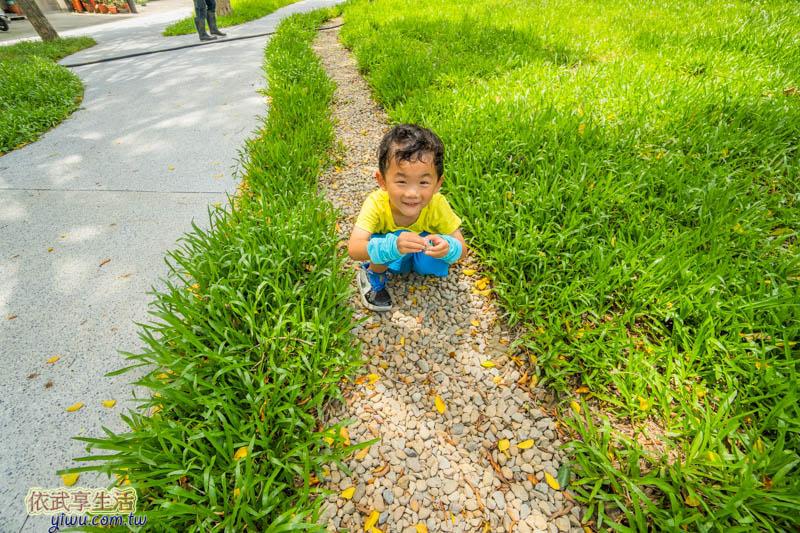 新竹民族公園無障礙步道