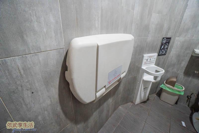 7-11騰達門市廁所