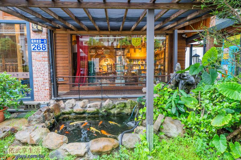風城之月魚池