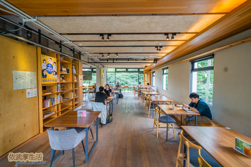 或者書局咖啡館