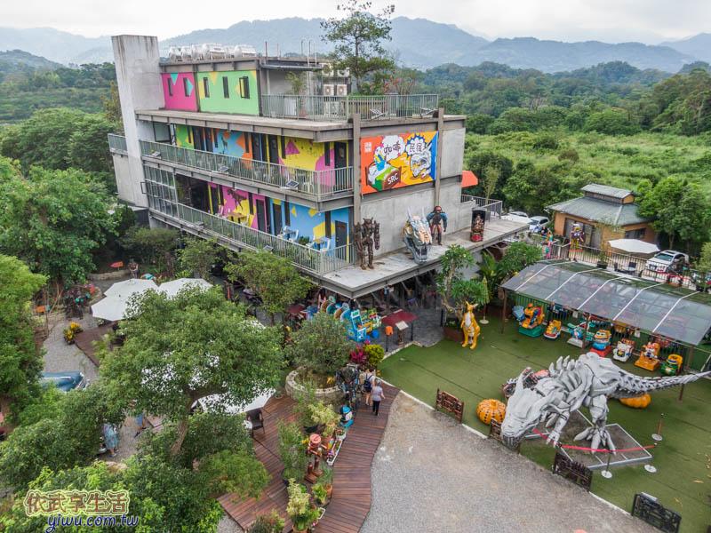 SRC北埔印象咖啡民宿