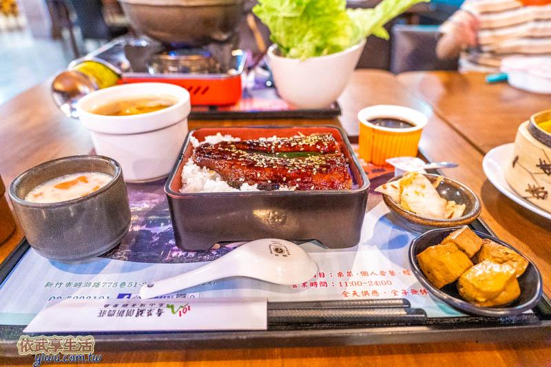 101高山頂景觀餐廳菜色