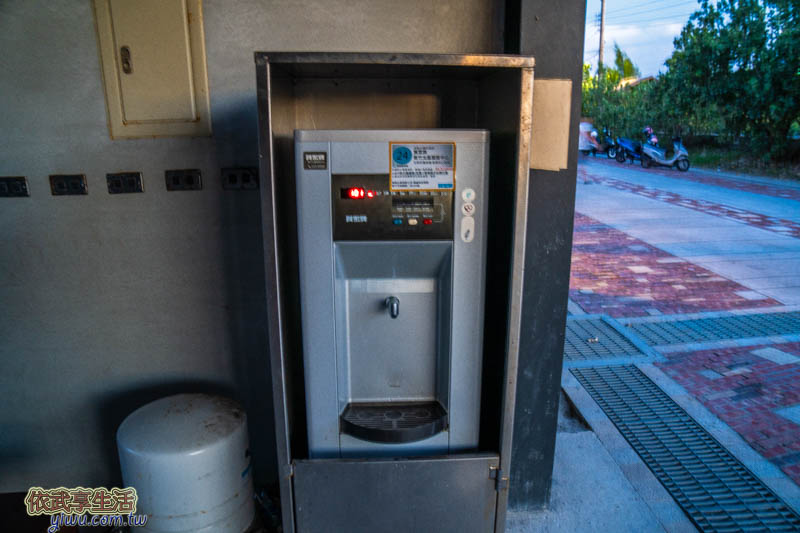 香山沙丘飲水機