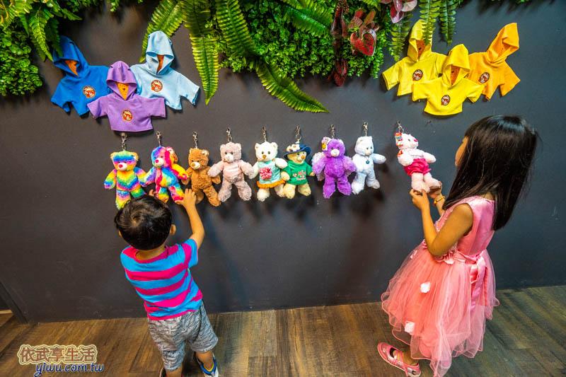 小熊博物館diy