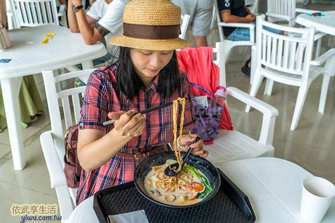 黃金海岸方舟餐點