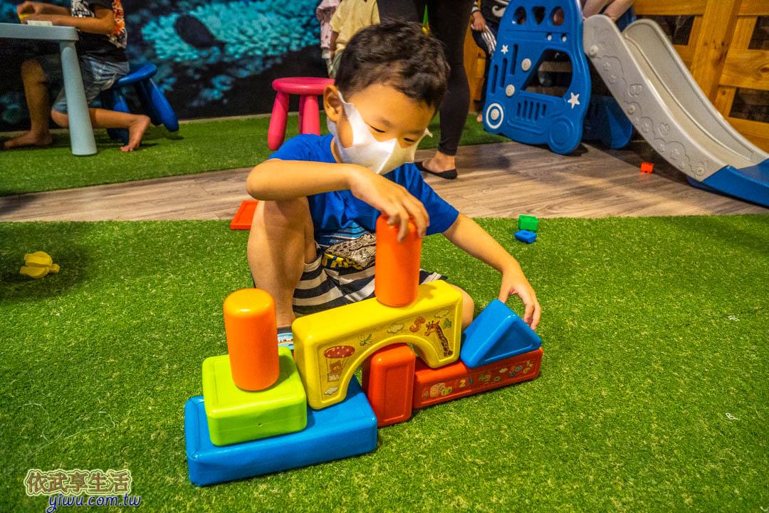 金車生技水產養殖研發中心兒童遊戲區