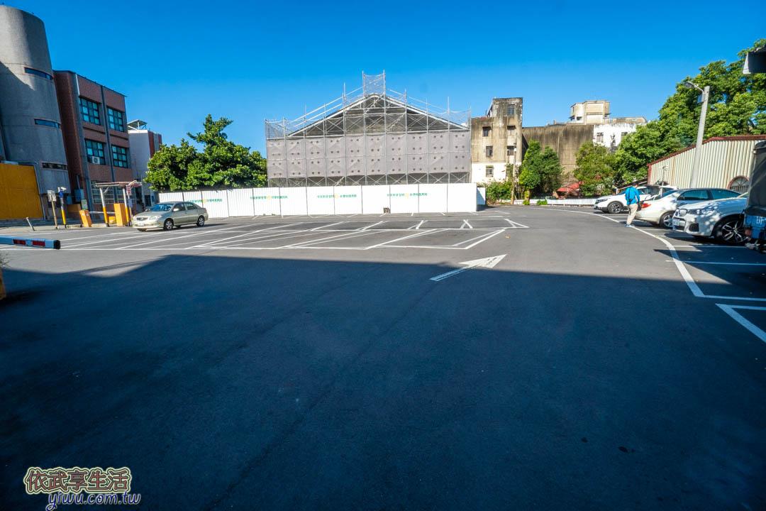 大溪老街停車場