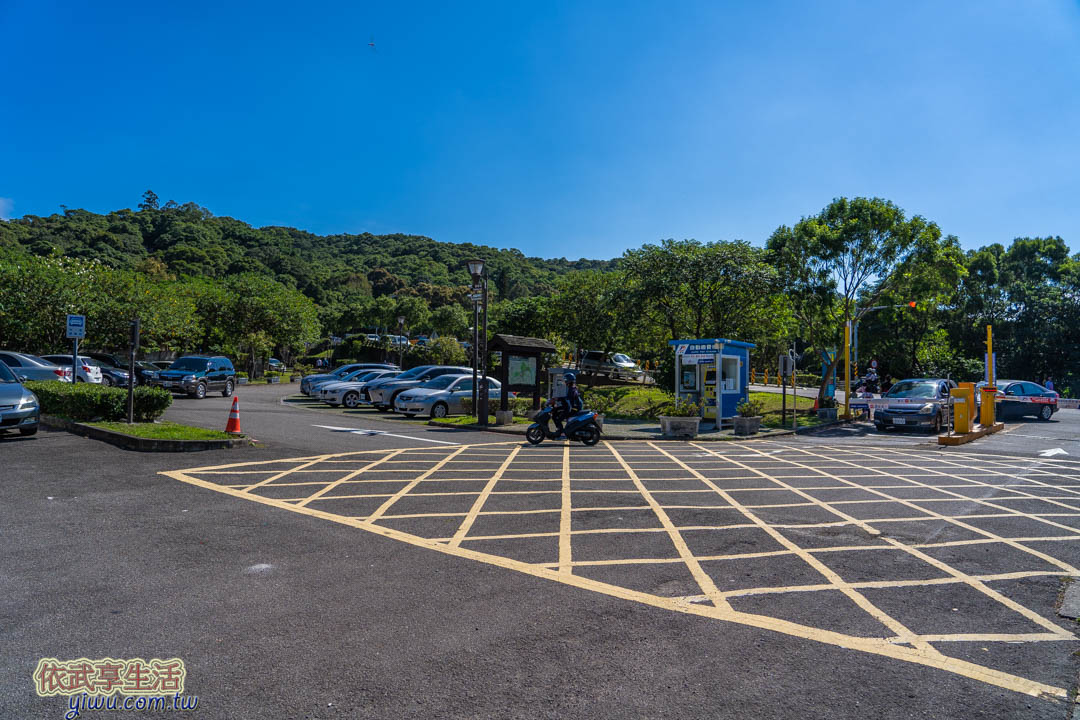虎頭山公園停車場