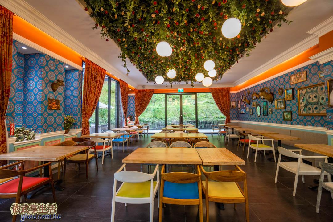 雅聞七里香玫瑰森林餐廳