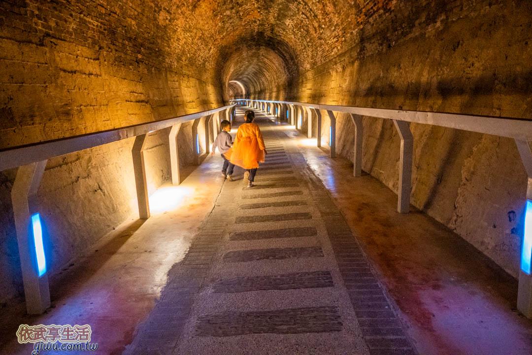 舊海線火車隧道