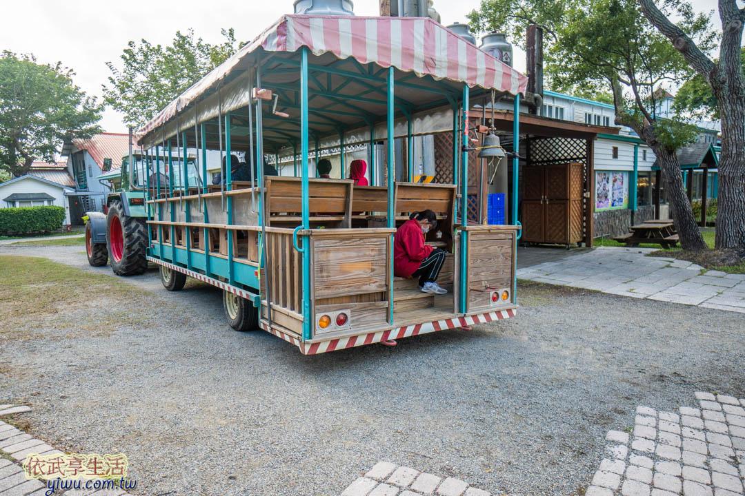 飛牛牧場遊園車