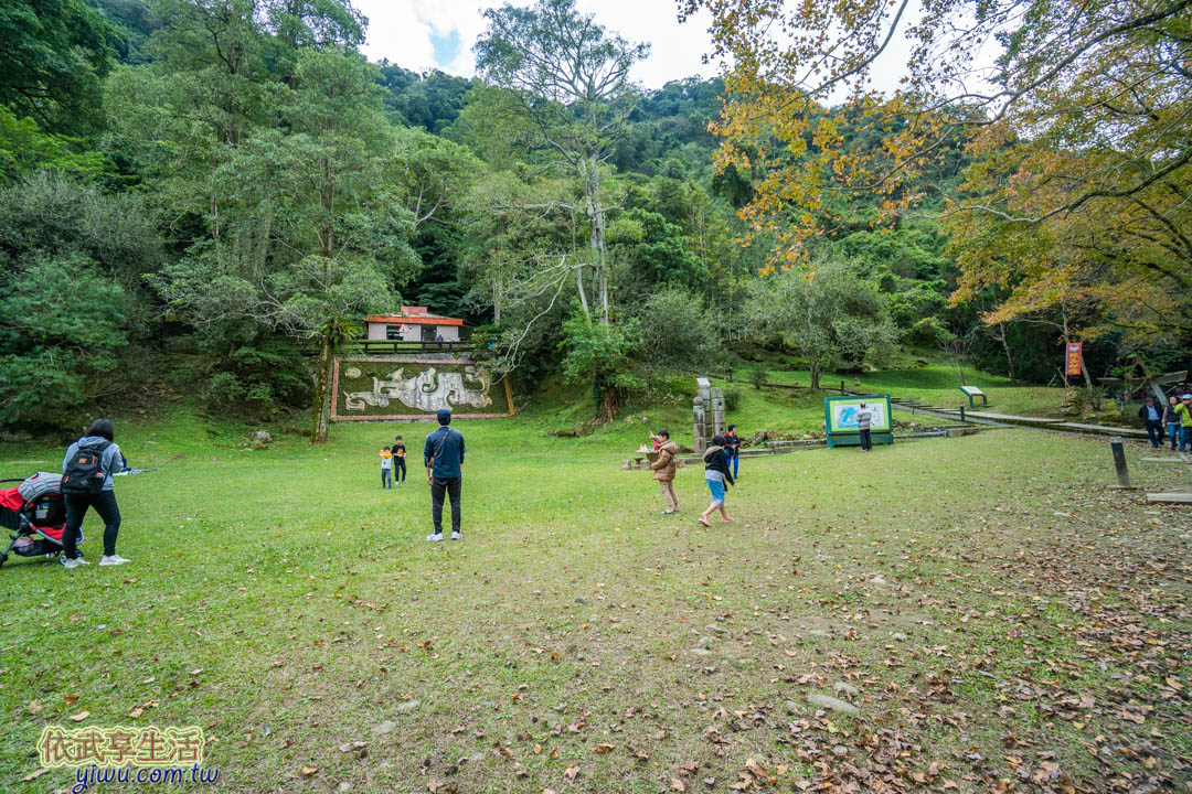 石門水庫溪洲公園