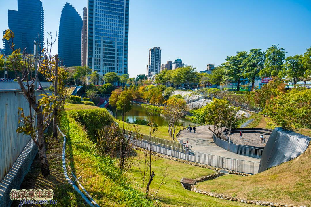 秋紅谷景觀生態公園