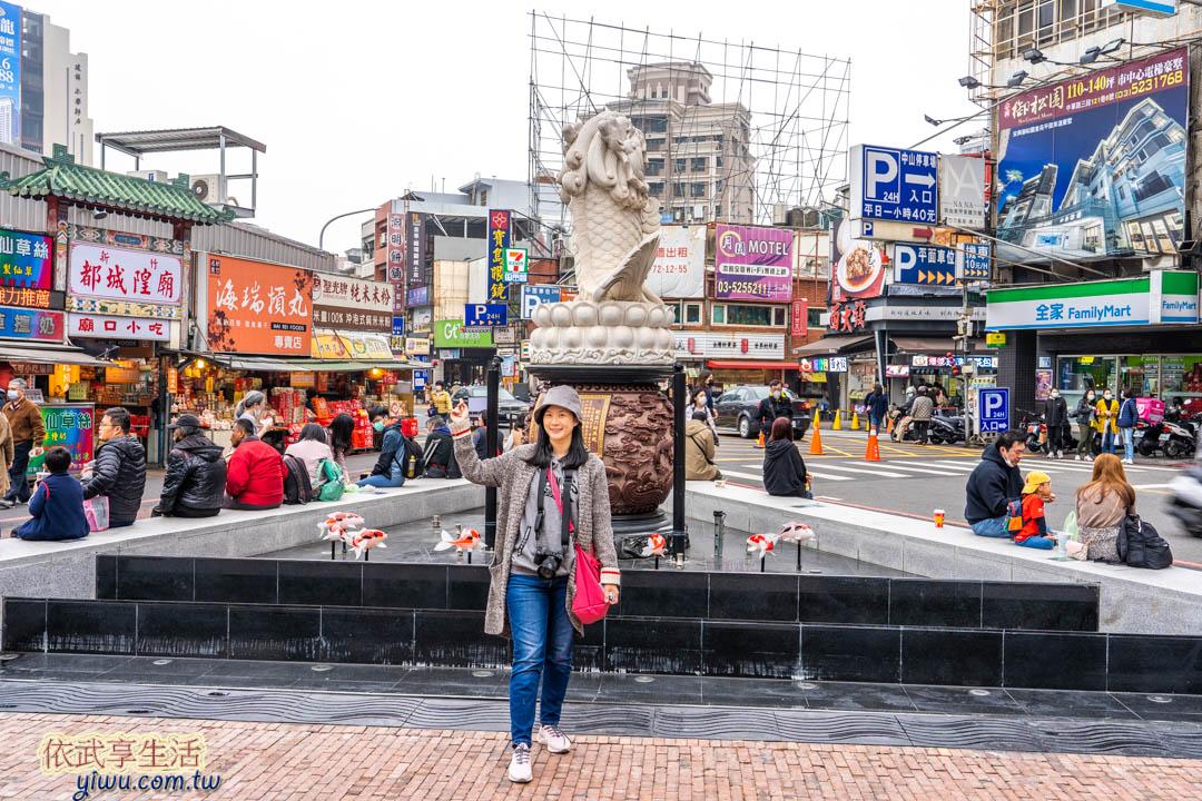 新竹城隍廟景點