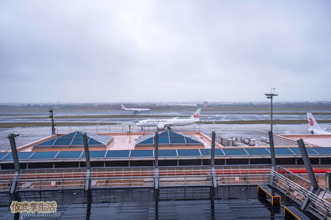 第二航廈觀景台