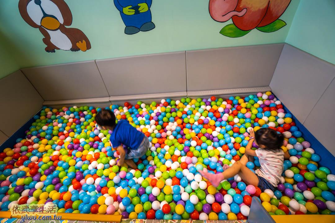 若水溫泉旅館親子遊戲室