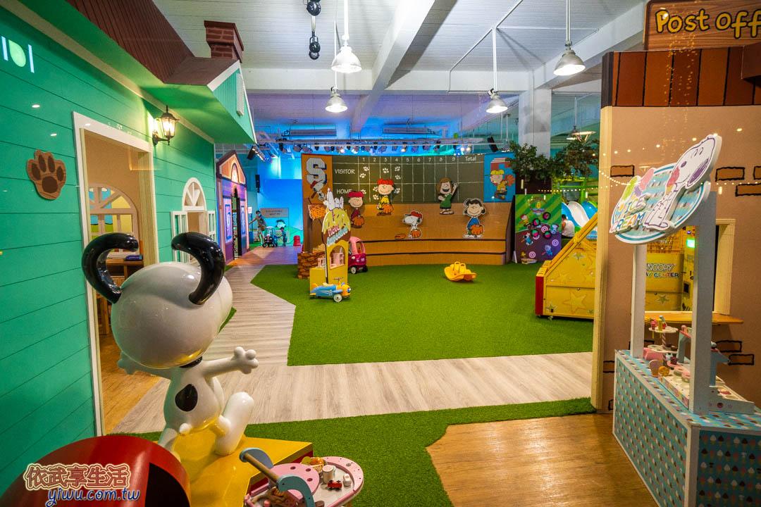 華泰名品城室內遊樂園