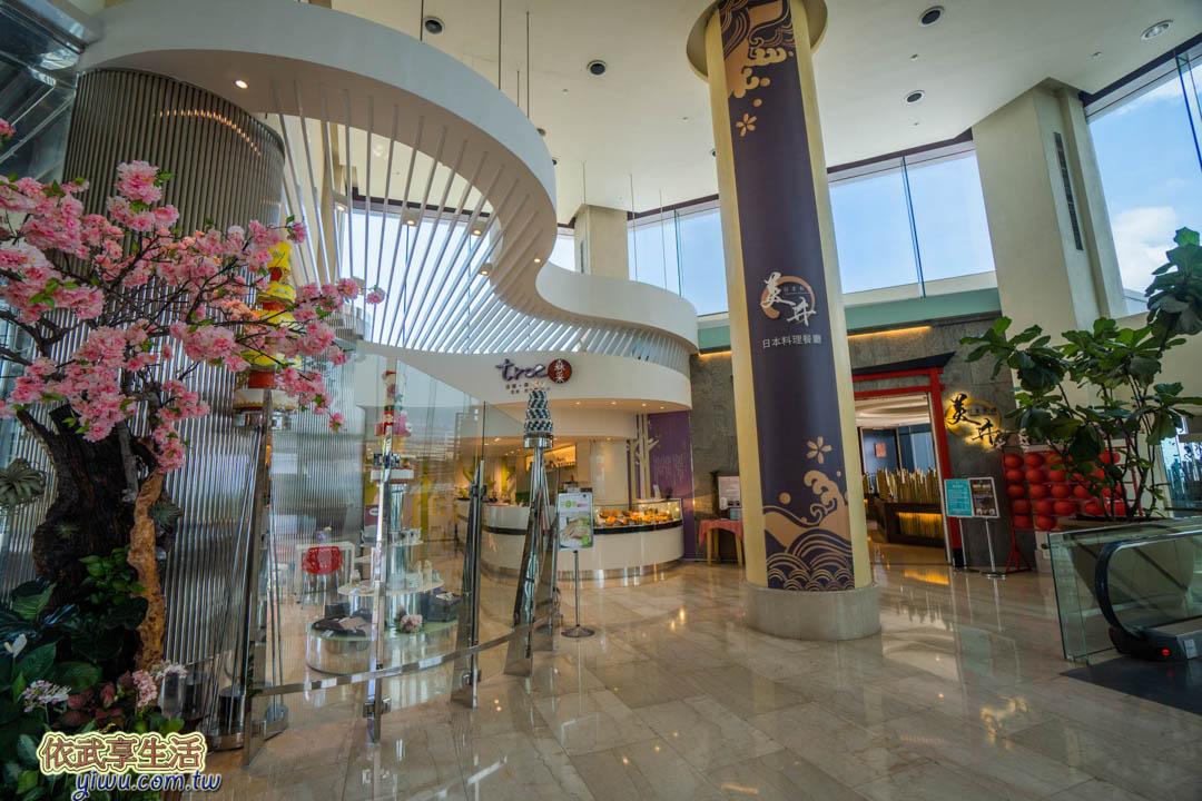 台中清新溫泉飯店餐廳