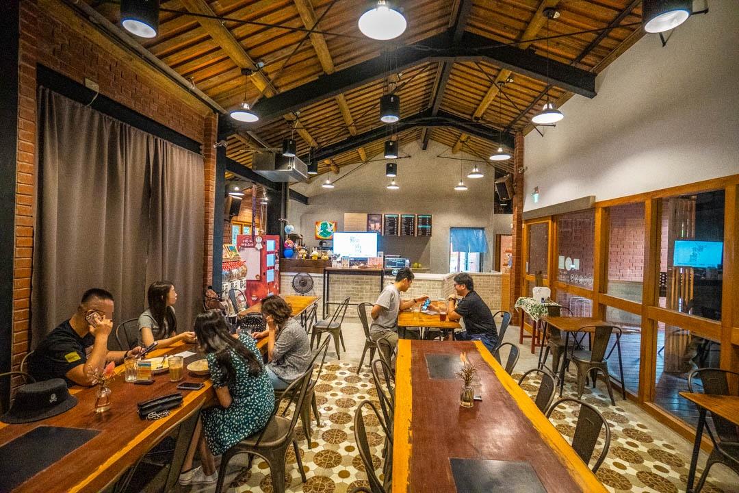 睦森咖啡館