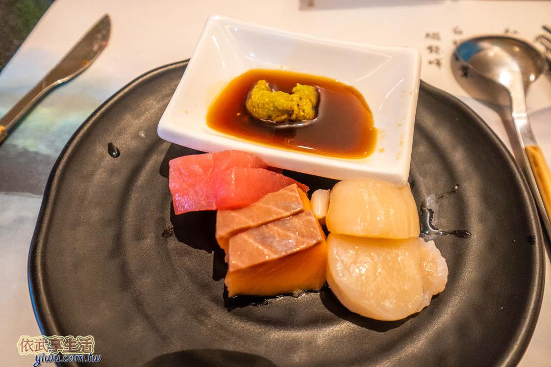 雲品酒店晚餐