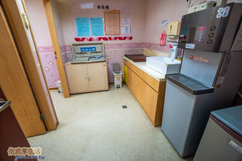 新竹市東區親子館哺乳室