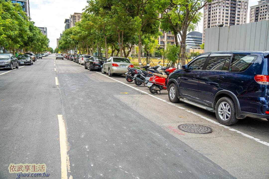 青埔公七公園停車資訊