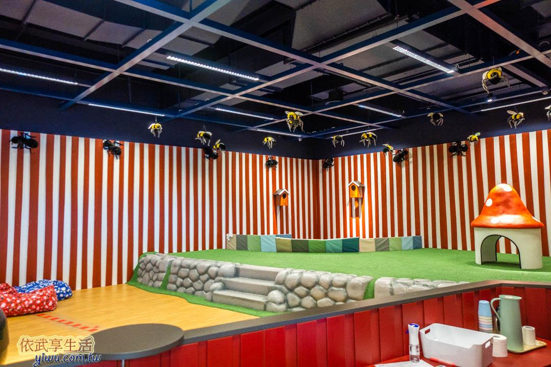 IKEA桃園店遊戲區