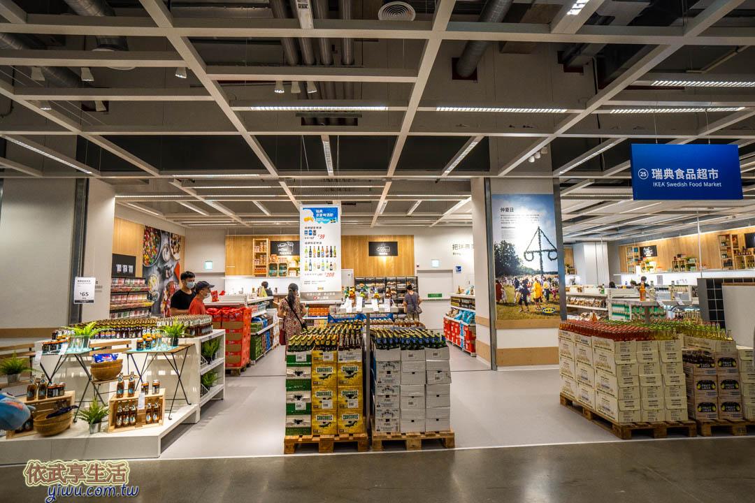 IKEA桃園店展場
