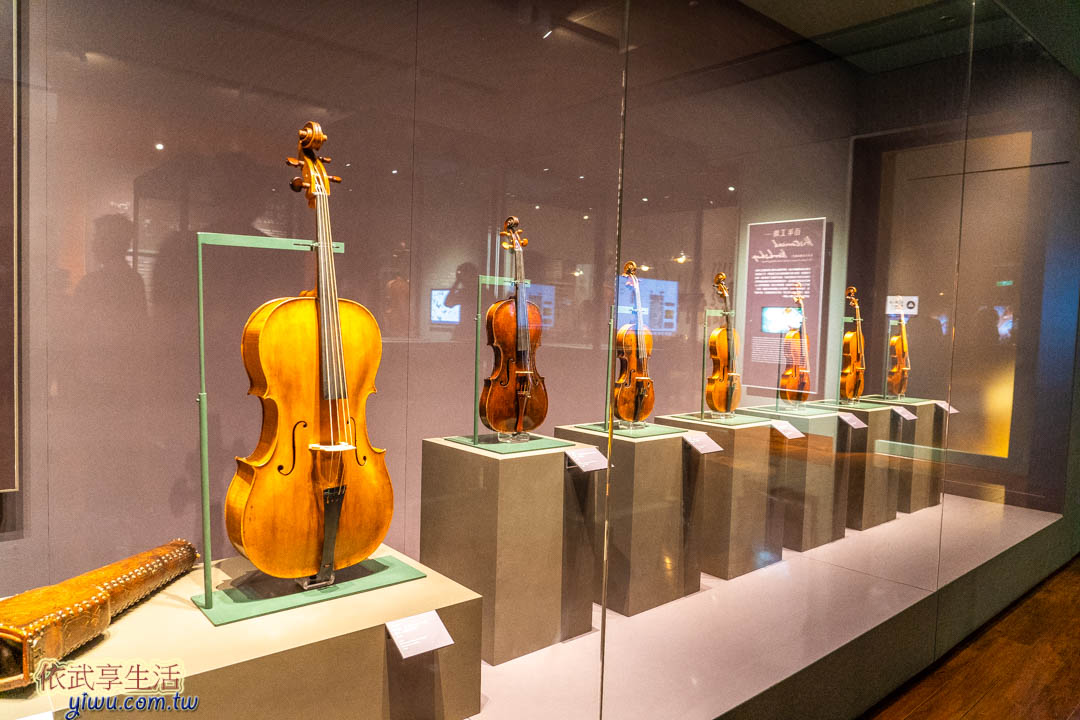 奇美博物館樂器廳