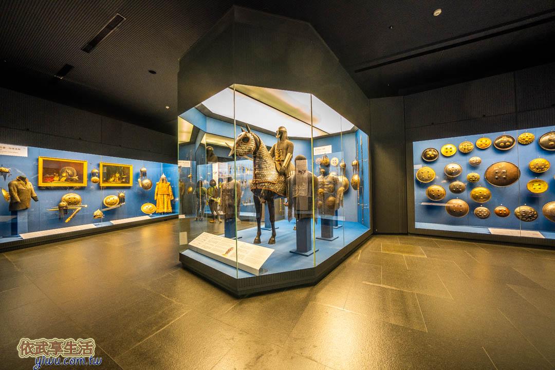 奇美博物館兵器廳