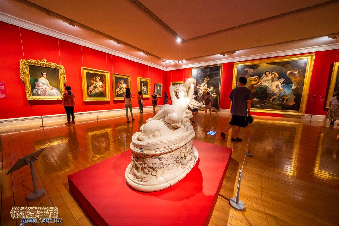 奇美博物館藝術廳