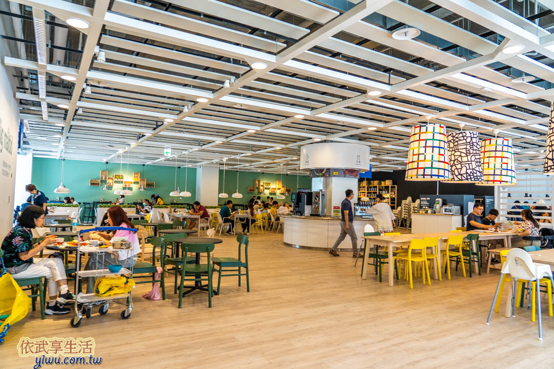 IKEA桃園店餐廳