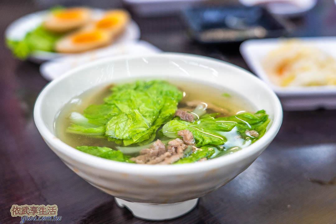 上海好味道小籠湯包榨菜肉絲麵