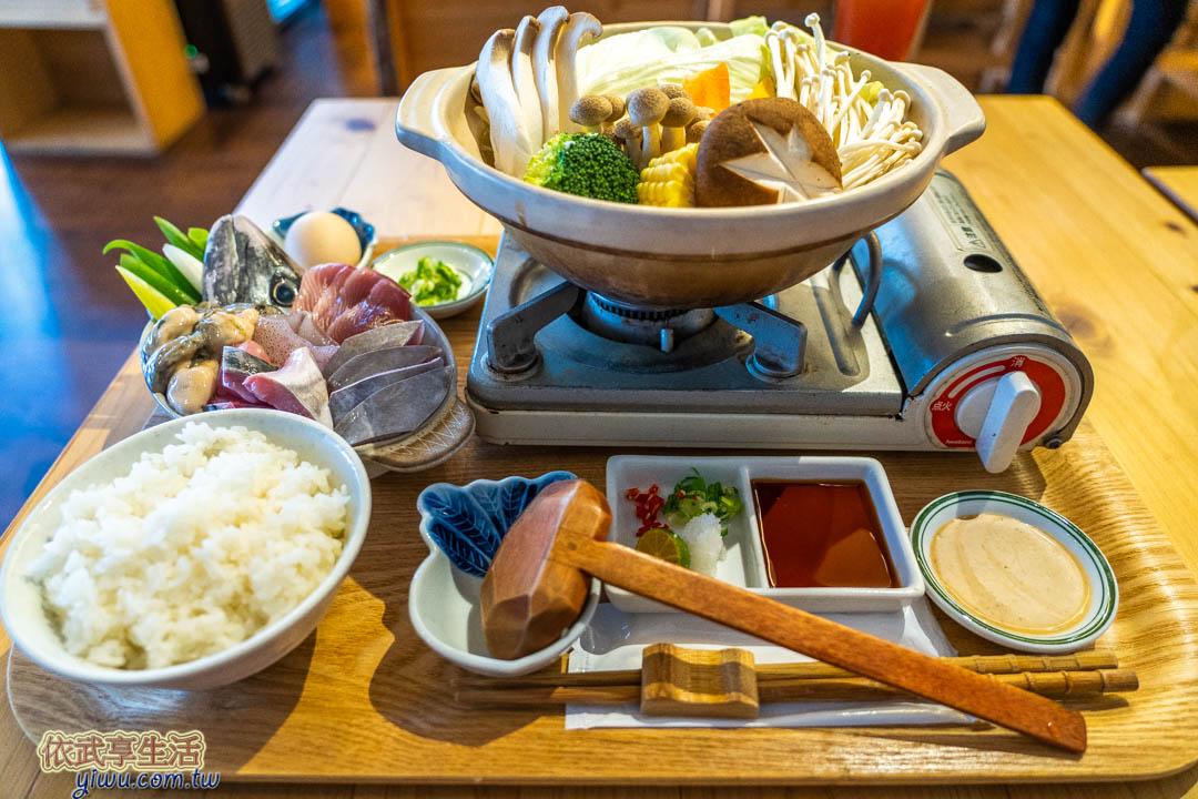 里海咖啡漁夫鍋